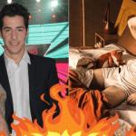 Declaraciones ultra hot de Esteban Lamothe con su novia