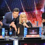 Duro cruce entre Pampita y Moria en Showmatch y entre Marcelo Polino y Lolo Rossi