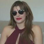 Charlotte Caniggia explicó por qué se separó de Loan