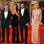 """El casamiento Messi-Roccuzzo, minuto a minuto: la primera foto de Antonela con su vestido de novia y el momento del """"sí"""""""