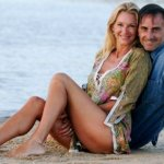 Yanina y Diego Latorre se fueron juntos a Punta del Este