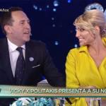Vicky Xipolitakis presentó a su nuevo novio en lo de Susana Giménez