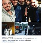 Federico Bal se lanza como cantante