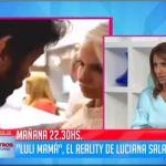 Duras críticas a Luciana Salazar por su maternidad subrogada y su reality show