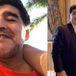"""Maradona: """"No va ser la primera novia que se case sin su padre"""""""