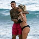 Wanda Nara y Mauro Icardi, de vacaciones en Ibiza