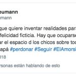 Nicole Neumann, otra vez en guerra con Fabián Cubero y Mica Viciconte