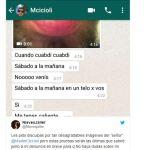 Nieves Jaller volvió a escrachar a Martín Ciccioli y lo denuncia ante la justicia