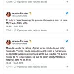 Indignadísima  Anamá Ferreira se enfureció en el programa de Luciana Salazar