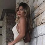 Laurita Fernandez con un pié en México