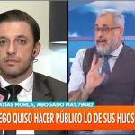 """Matías Morla afirmó que Maradona tiene un cuarto hijo cubano: """"Es como Junior, tiene los rasgos de Diego"""""""