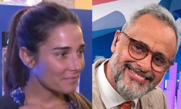 """e8d8261fd7 """"La verdad es que Romina (Pereiro) es bellísima y una encantadora persona.  Que a él le dé un baño de bondad, me encantaría"""", ..."""