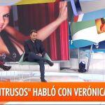 Rial habló con Verónica Ojeda, en medio de versiones de una fuerte pelea