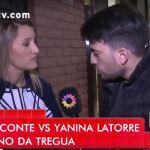 """Mica Viciconte: """"Yanina Latorre está desquiciada"""""""