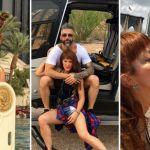 Miriam Lanzoni se separó de su novio, Christian Halbinger