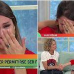 Pampita rompió en llanto al hablar de la pérdida de su hija Blanca