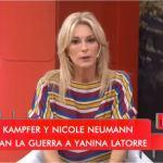 Yanina Latorre le respondió en a Agustina Kämpfer