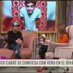 """Nicolás Cabré, enamoradísimo de Laurita Fernández: """"Estoy viviendo un amor muy fuerte"""""""