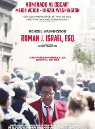 Cartel Roman J. Israel, Esq.