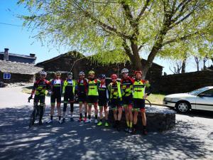 ciclismo en carretera Club Madroño