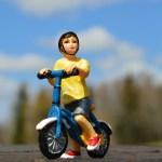 generación ciclistas jóvenes
