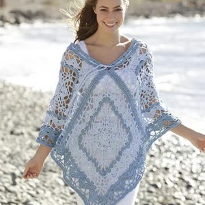 Kit Poncho Tide