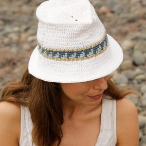 Kit Gorro Sweet Fedora