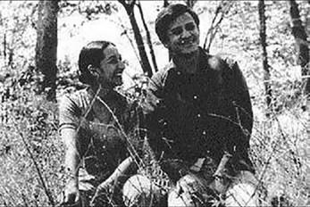 Yolanda Colom y Mario Payeras. Foto cortesía de Ediciones del Pensativo