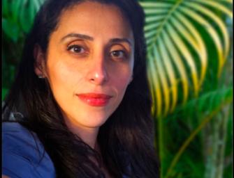 Nicole Hernández Hammer: El creciente nivel del mar y la censura climática