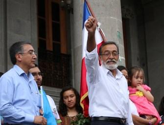 Luis Grijalva gana la alcaldía de Xela