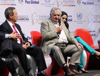 José Mujica en Guatemala: «La política no es para hacer plata»