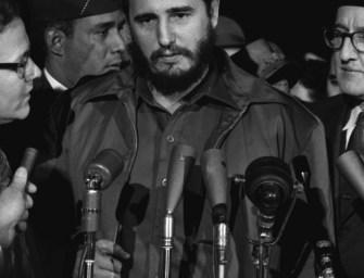 «Fidel» por Eduardo Galeano