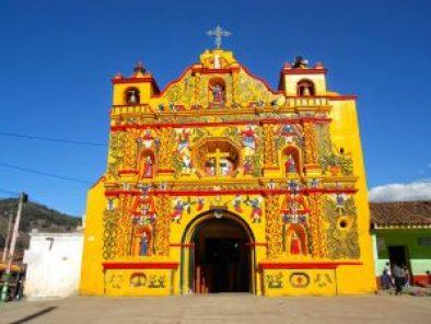 Iglesia del Calvario – San Andrés Xecul