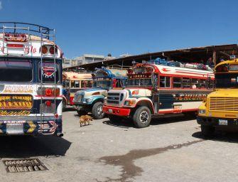 Travelling Long Distance around Guatemala