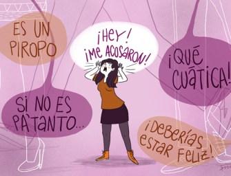 Proponen iniciativa de ley que castigaría acoso callejero en Guatemala