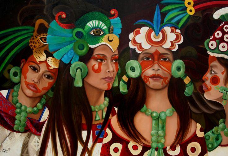Diosas-mayas-1