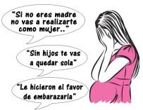 Maternidad forzada: Sinónimo de Violencia
