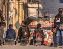 Con o sin COVID-19, el Trabajo Infantil persiste en Guatemala.