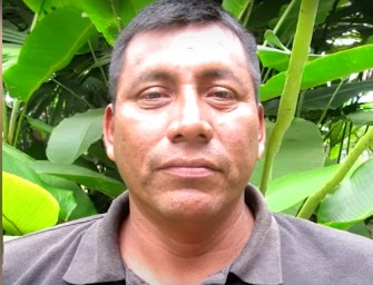 Alberto Cucul, Ranger of Laguna Lachuá protected park, is assassinated