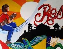 Pintando en Tiempos de COVID-19: El Arte como Homenaje a la Resiliencia Comunitaria durante la Pandemi