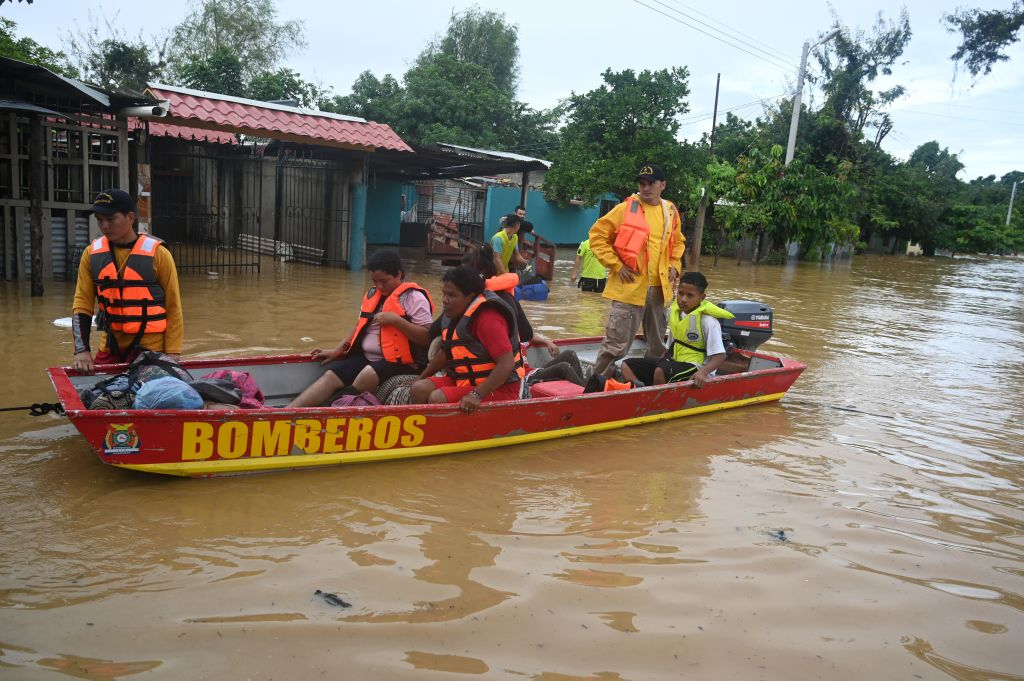 HONDURAS-HURRICANE-ETA-AFTERMATH