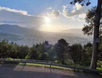 Lugares en Quetzaltenango para hacer senderismo o caminata