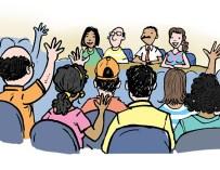 La organización ciudadana: Base para la participación.