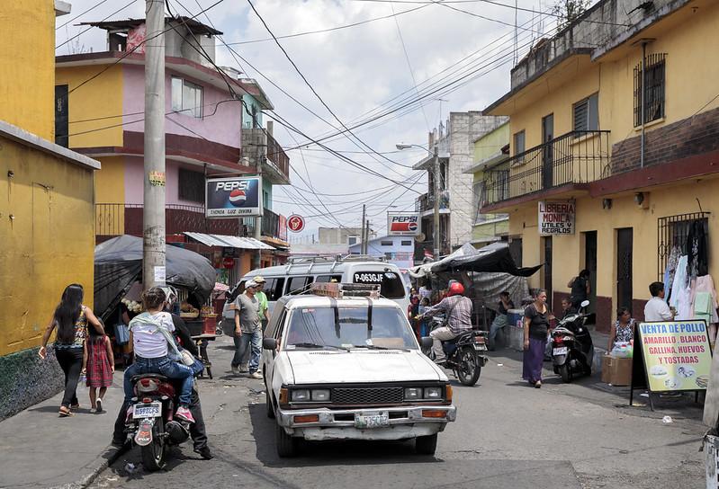 Ciudad de Guatemala. Foto Flickr UN Women