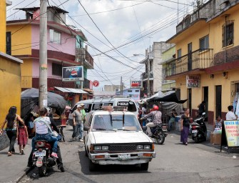 Noise Pollution: A Public Health Problem in Guatemala