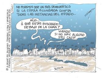 Caricaturas de Filóchofo sobre realidad nacional | Parte 6