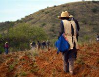 Mujeres de San Pablo Cuatro Venados resisten y defienden sus tierras ancestrales