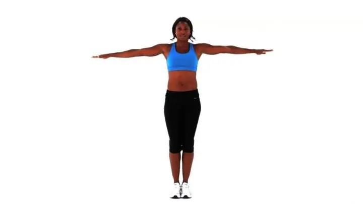 circulos de hombro