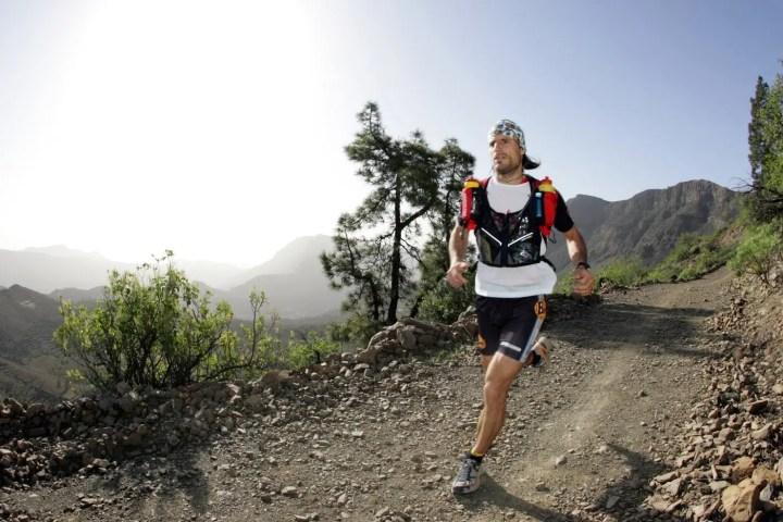 Entrenar en colinas antes del maratón