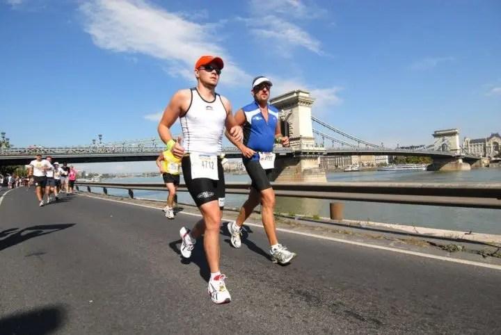 Entrenar para medio maraton